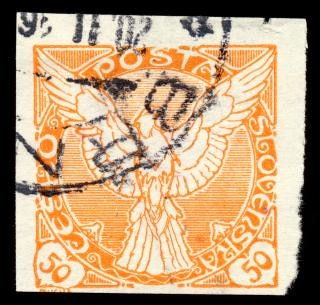 laranja falcão selo