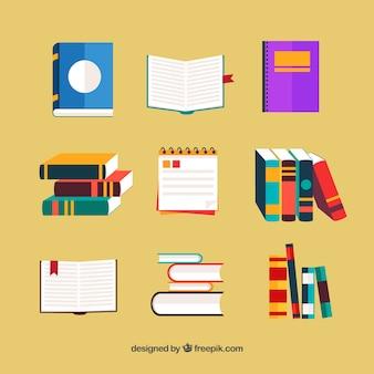 Livros universitários