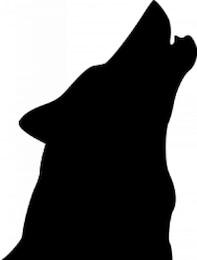 lobo uivar cabeça 1