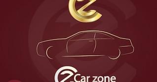 Logotipo do negócio companhia de carro