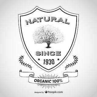 Logotipo escudo Árvore