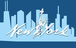 Logotipo Nova Iorque