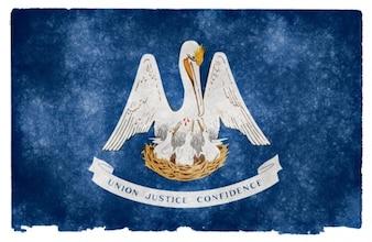 louisiana grunge bandeira