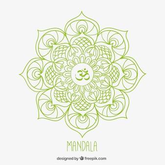 Mandala Sketchy
