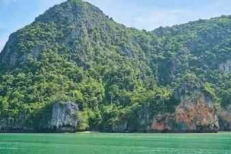 Mar de Andamã, Tailândia