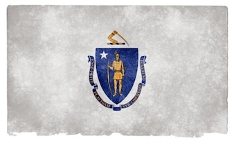 massachusetts grunge bandeira