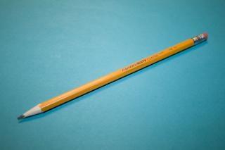 material escolar, lápis de cera