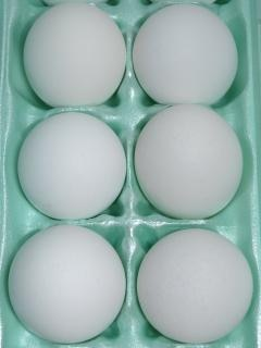 Meia dúzia de ovos