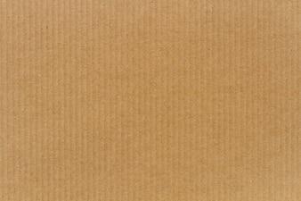 Modelo de papel de parede de papelão
