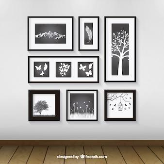 Molduras de fotos