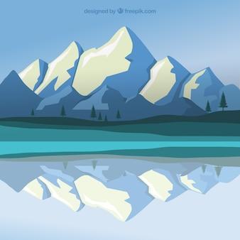 Montanha paisagem
