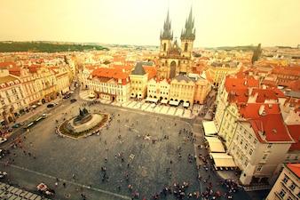 Monumentos de Praga.