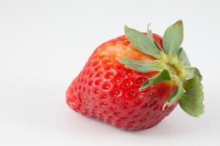 Morango fechar-se nutritiva