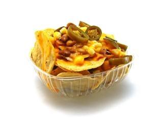 nachos, saboroso