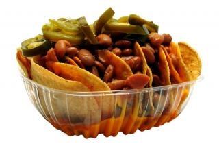 nachos de milho