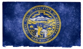 nebraska grunge bandeira