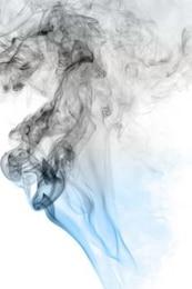névoa de fumaça