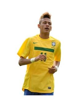 Neymar, o Brasil da selecção nacional