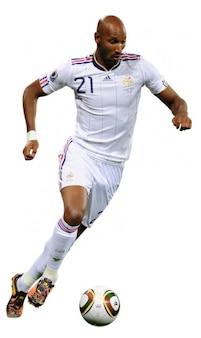 Nicolas Anelka, a França da selecção nacional
