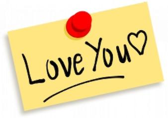nota tachinha te amo