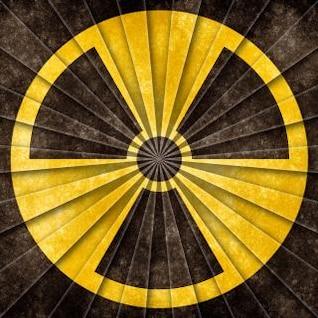 nuclear grunge símbolo do vintage