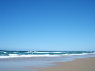 O litoral