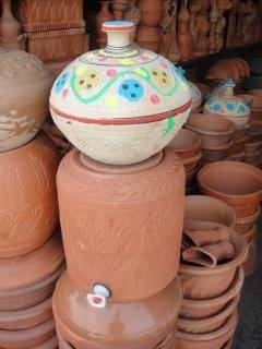 objeto, cerâmica, casa