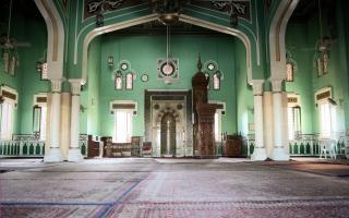 oração mesquita