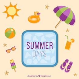 Os dias de Verão