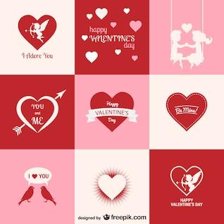 Pacote dos Namorados romântico