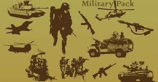 Pacote Vector militar