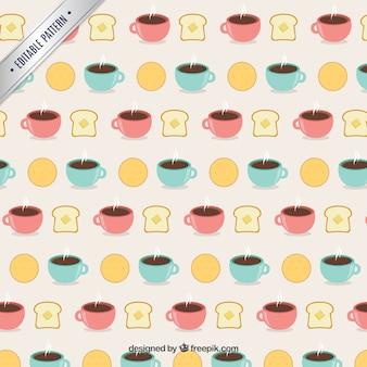 padrão de pequeno-almoço