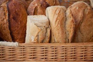 pão francês tradicional