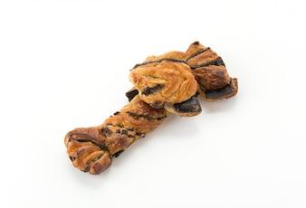 Pão, vara, chocolate