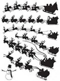Papai Noel vector design criativo