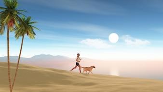 Passear com o cão
