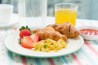 Pequeno-almoço nutritivo