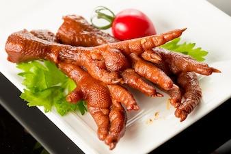 Pernas de galinha