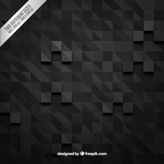 Pixels escuros fundo