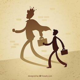 Poderoso empresário