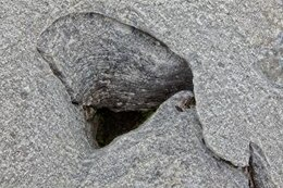 Poulnabrone textura de pedra hdr foto