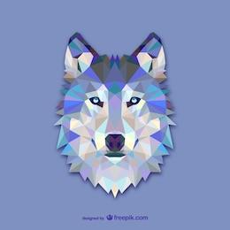 Projeto do lobo triângulo