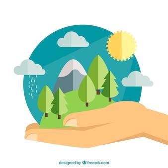 Proteção ambiental