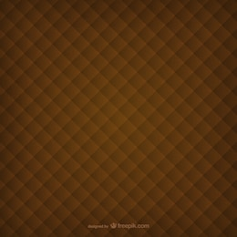 Quadrados marrons textura