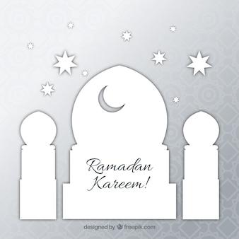 Ramadan Kareem de mesquita