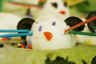 Rato feita a partir de um ovo