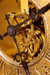 relógio, tempo