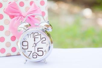 Relógio do presente