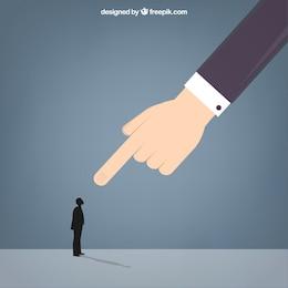 Responsabilidade do conceito do negócio