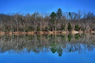 rio reflexões